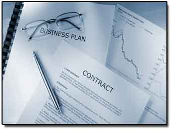 Lustig & Associates, Business Contracts